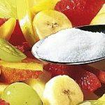 zuckerersatz bei fructoseintoleranz